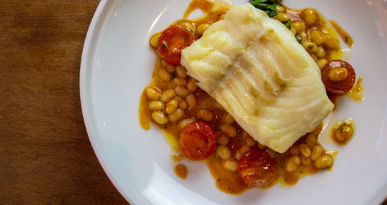 3 COURSE – BAKED COD – HADSKIS TO GO  – THURS 11th to SAT 13th JUNE