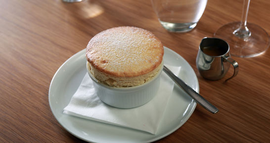 Souffles, Macaroons and Pastry – The Masterclass