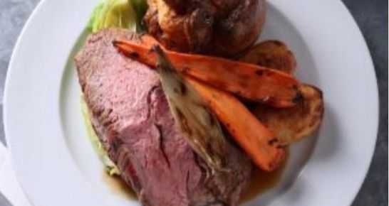 HADSKIS SUNDAY ROAST TO GO  – 14th JUNE – FOR 1 PERSON