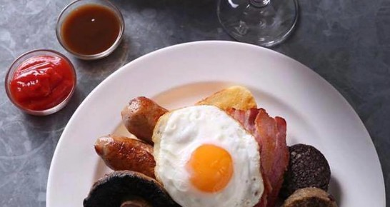 Prosecco Brunch for two at James St to the value of £40 (Saturday and Sunday only)